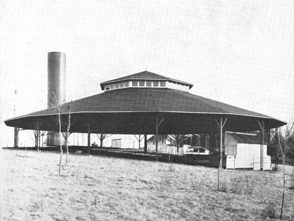 Chautauqua Pavilion