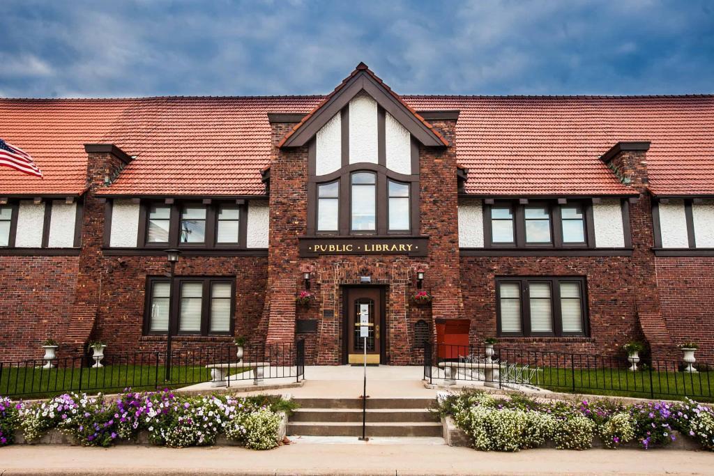Red Oak Public Library