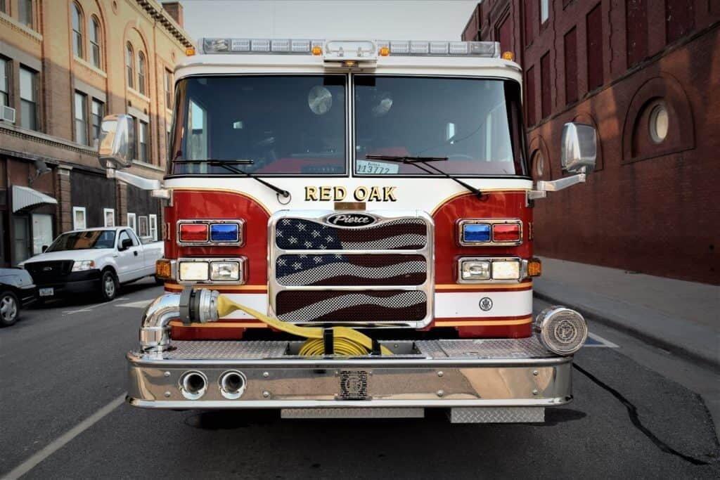 Red Oak Fire Department