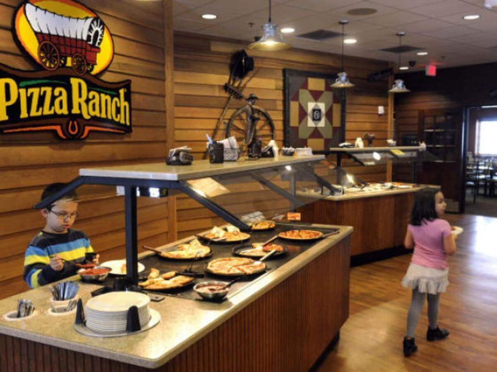 Pizza Ranch Red Oak